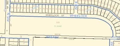 Lubbock County Residential Lots & Land For Sale: 901 Wheelock