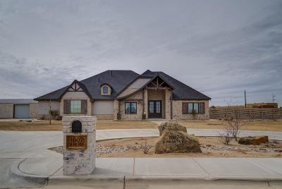 Single Family Home For Sale: 1007 N Private Road 1720