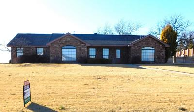 Bailey County, Lamb County Single Family Home Under Contract: 1505 W Ave J