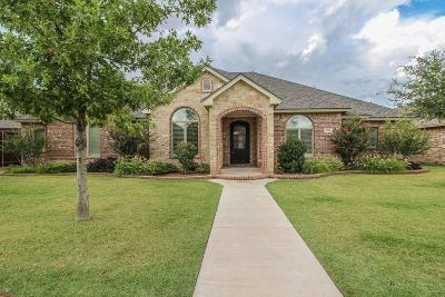 Lubbock Single Family Home For Sale: 4506 100th Street