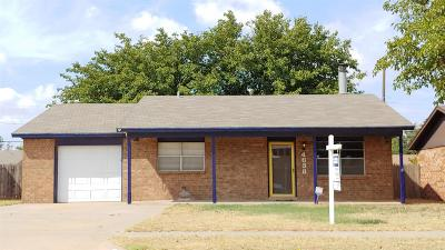 Single Family Home For Sale: 4638 Grinnell Street