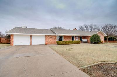 Shallowater Single Family Home For Sale: 1309 7th Street