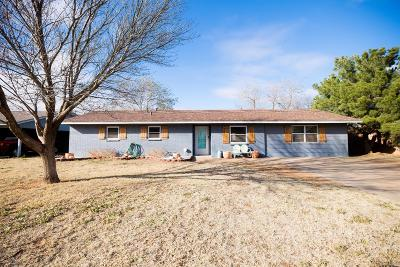 Brownfield Single Family Home For Sale: 1003 E Ripley Street