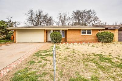 Single Family Home Under Contract: 4906 13th Street