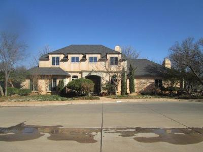 Lubbock Single Family Home For Sale: 4604 5th Street