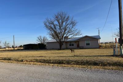 Bailey County, Lamb County Single Family Home For Sale: 1620 E 17th