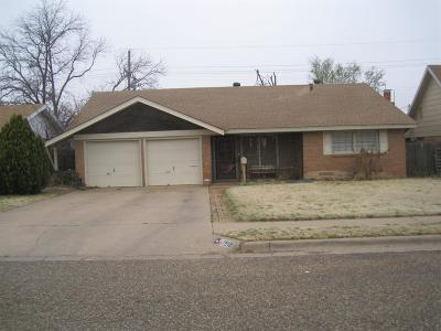 Single Family Home For Sale: 1918 67th Street