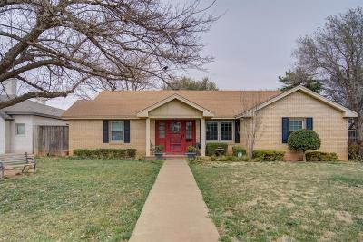 Single Family Home For Sale: 4804 17th Street