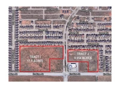 Lubbock County Residential Lots & Land For Sale: 5000 Erskine Street