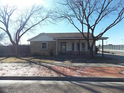 Abernathy Single Family Home Under Contract: 511 Ave G