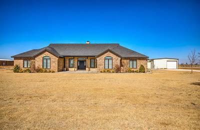 Lubbock TX Single Family Home Under Contract: $550,000