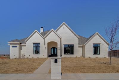 Lubbock Single Family Home For Sale: 6208 103rd Street