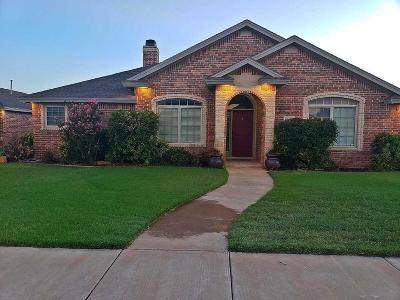 Lubbock TX Single Family Home Contingent: $219,000