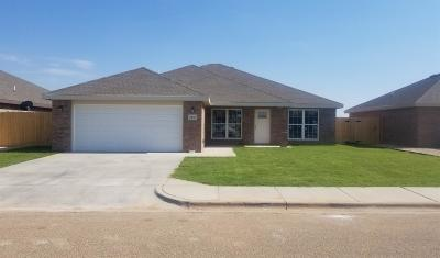 Single Family Home For Sale: 8803 15th Street