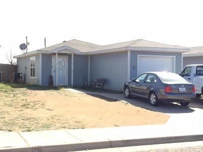 Lubbock County Single Family Home For Sale: 115 74th Street