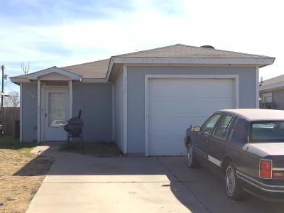 Lubbock County Single Family Home For Sale: 119 74th Street