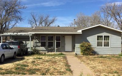 Lubbock County Single Family Home For Sale: 4620 42nd Street