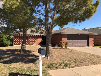 Shallowater Single Family Home Under Contract: 601 15th Street