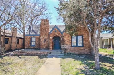 Single Family Home Under Contract: 2111 17th Street