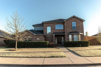 Lubbock Single Family Home For Sale: 4903 Grinnell Street