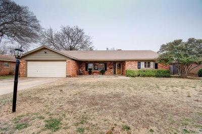 Single Family Home For Sale: 3604 47th Street