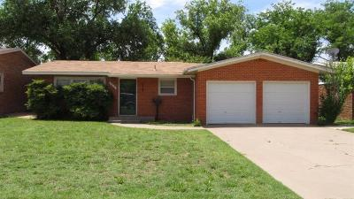 Lubbock TX Rental For Rent: $1,100