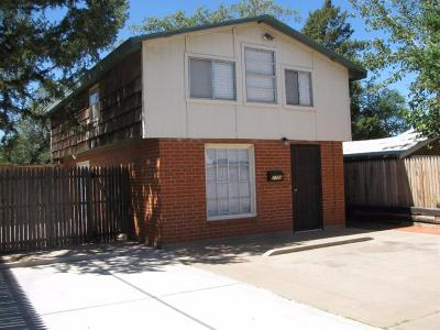 Lubbock TX Rental For Rent: $695