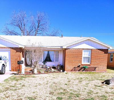 Single Family Home Under Contract: 4816 41st Street