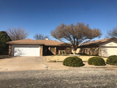 Single Family Home For Sale: 6024 72nd Street