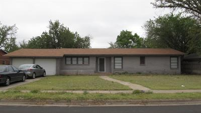 Lubbock TX Rental For Rent: $1,200