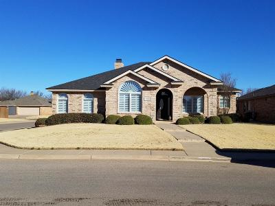 Lubbock Single Family Home For Sale: 3516 106th Street