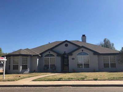 Lubbock Single Family Home For Sale: 5817 87th Street