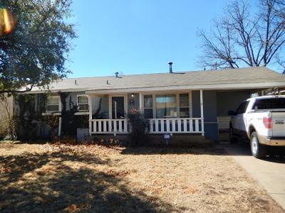 Single Family Home For Sale: 4309 30th Street
