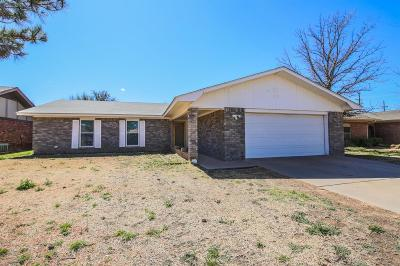 Single Family Home For Sale: 5733 35th Street