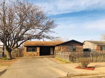 Single Family Home For Sale: 5720 46th Street
