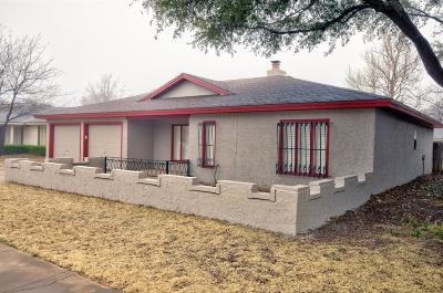 Single Family Home For Sale: 3404 86th Street
