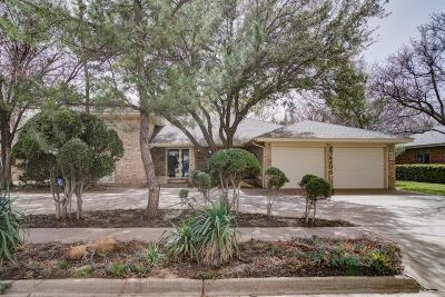 Single Family Home For Sale: 4105 87th Street
