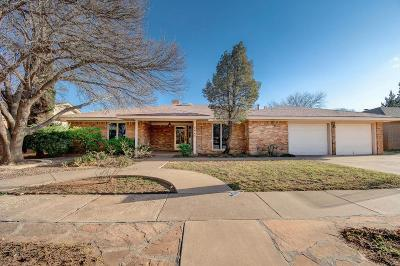 Single Family Home For Sale: 5413 83rd Street