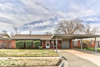 Single Family Home For Sale: 5113 44th Street