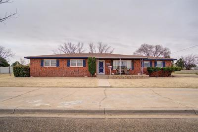 Brownfield Single Family Home For Sale: 1002 E Ripley Street