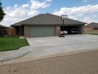 Lubbock Multi Family Home For Sale: 5702 Grinnell Street