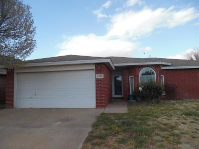 Single Family Home Under Contract: 6308 14th Street