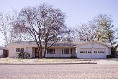 Single Family Home Under Contract: 5207 27th Street