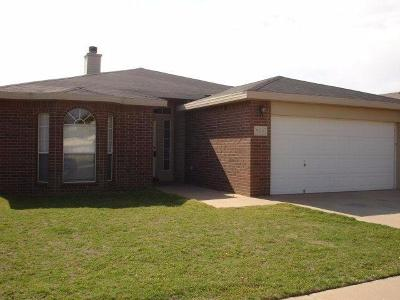 Lubbock Single Family Home Under Contract: 503 N Iola Avenue
