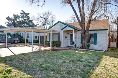Single Family Home For Sale: 2105 31st Street
