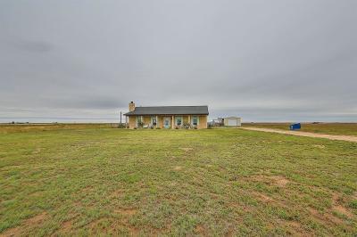 Tahoka Single Family Home For Sale: 920 County Road 11