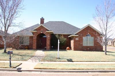 Lubbock Single Family Home For Sale: 10902 Richmond Avenue