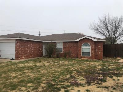 Single Family Home For Sale: 6103 14th