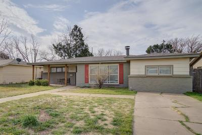 Single Family Home For Sale: 4215 40th Street