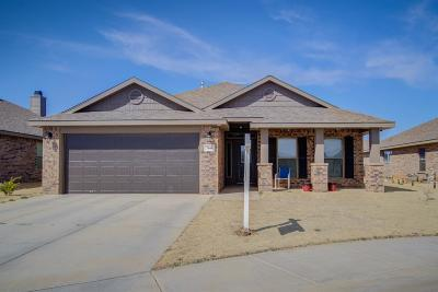 Lubbock Single Family Home For Sale: 7044 94th Street